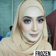 sweety frozen blue