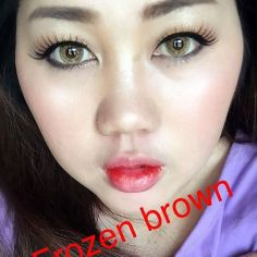 sweety frozen brown
