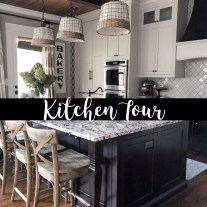 Kitchen Tour Updated