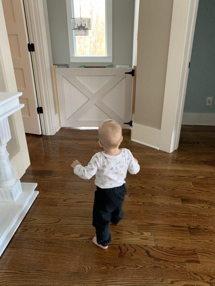 DIY Baby Gates