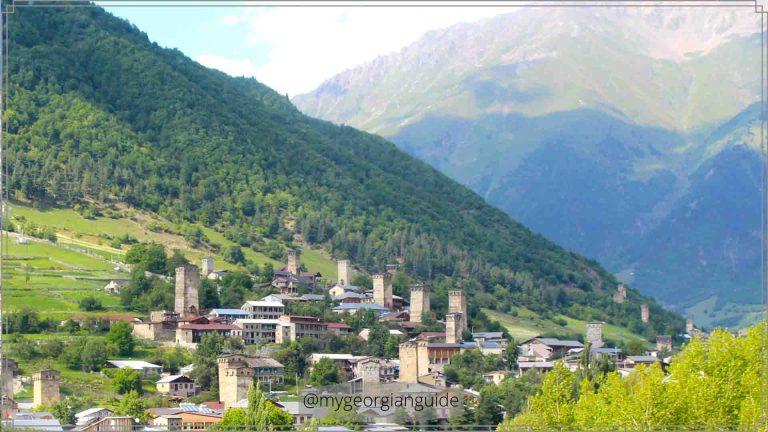 travel around georgia