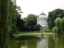 The Saski garden