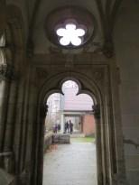 Pointlessly elaborate doorways and windows