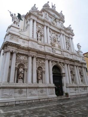 Baroque church.