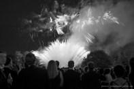 Fireworks. Photo by Johannes Hjorth (http://photo.johanneshjorth.se/st-johns-may-ball/)