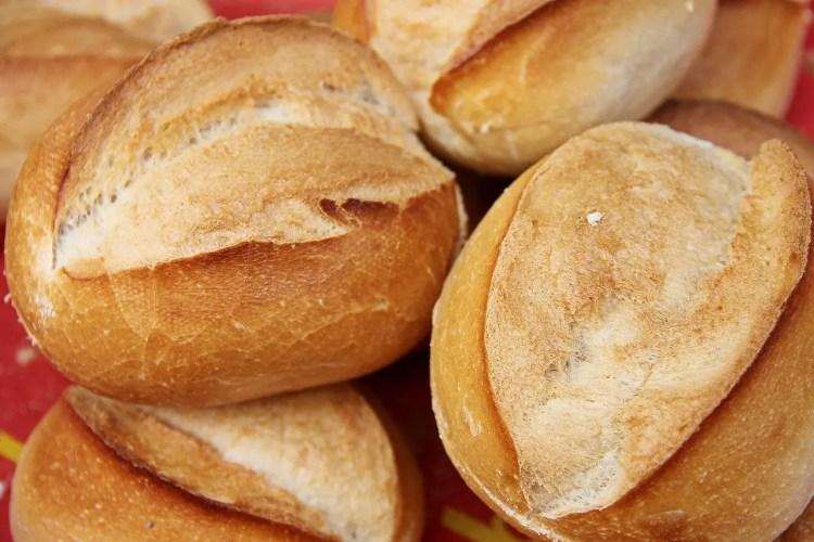 German-style bread rolls