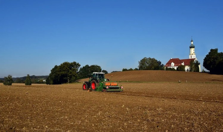 Farm in Southern Germany