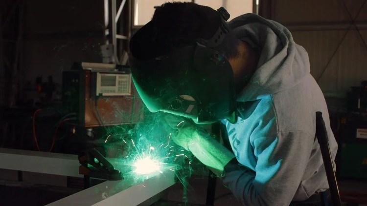 Industry worker
