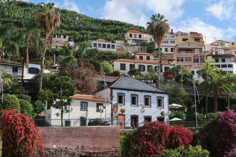 The Portugese island Madeira