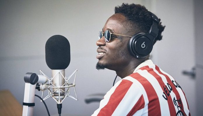 No Holds Barred – An Exclusive With Mr. Eazi