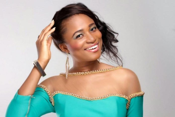 PHOTOS: Actress Christabel Ekeh goes mad? | 18+