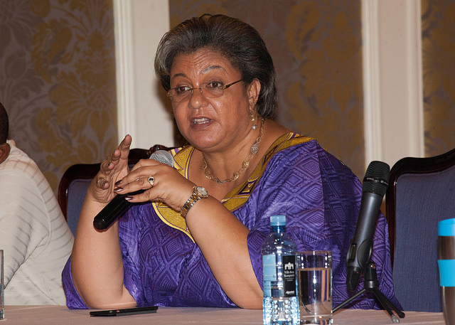 Ghana-US military deal: Hanna Tetteh may face Parliament – Muntaka hints