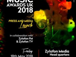 Ghana Music Awards UK to be launched in Ghana on May 18