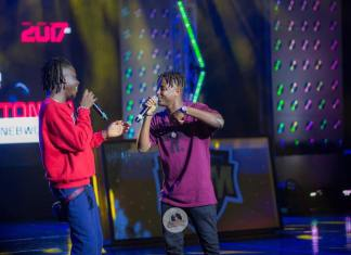 Kelvyn Boy beats Dope Nation, Dhat Gyal and others to win 2018 VGMA Unsung Artiste of the year