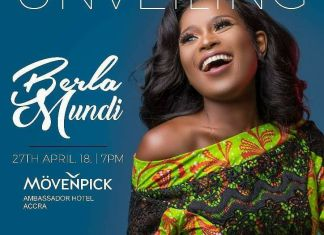 EventGuide Magazine unveils Berla Mundi in the April's Edition tomorrow