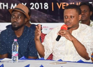 Appietus makes history in the Volta Region with the launch of 'Volta Music Project'