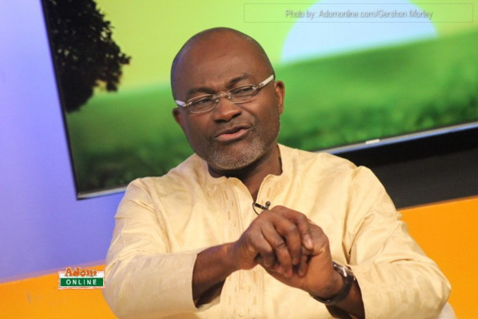 $1.2b for Ghana card is 'fraud'; give me only $50m and I'll deliver - Ken Agyapong