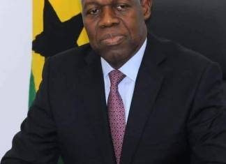 BREAKING: Former Vice President, Amissah-Arthur is Dead
