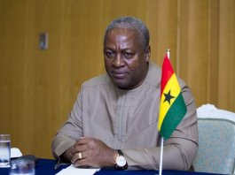 Mahama rejects new EC Chair