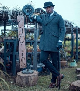 PHOTOS: Actor Toosweet Annan looks chic in Vintage