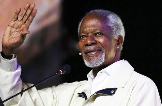 Kofi Annan's family accepts September 13 funeral date