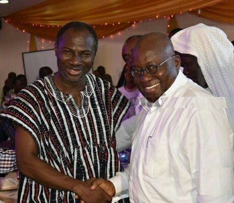 Prophet Badu Kobi insults Akufo-Addo over plans to tax churches