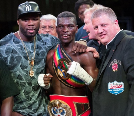 I am ready for any opponent - Commey