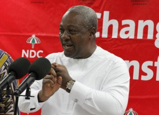 Ghanaians have now realised NDC best for them – Mahama