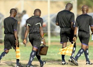 #Number12: Eight Ghanaian referees banned for life