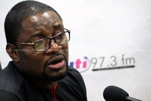 I'm matured enough to handle NDC's communication – Fred Agbenyo