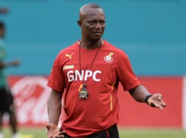 Coach Kwesi Appiah eyes new Ghana contract