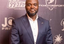 Fred Nuamah takes back Ghana Movie Awards
