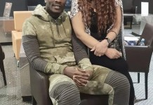 Asamoah Gyan files for divorce; demands DNA test to determine he is kids' father