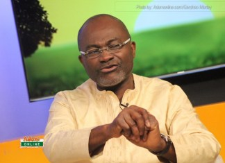 Kweku Baako is a fool; I will strip him naked - Kennedy Agyapong
