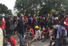 KNUST Chaos: 20 arrested