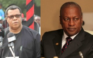 Ashaiman NDC: Mahama, Goosie fans in fisticuffs over posters