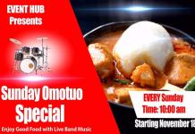 "Ghana Style: Event Hub set to open ""De-Linkup Omotuo Special"" on Nov 18"