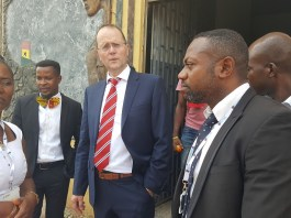 GH Media and Cosmetology School host ICM-UK CEO