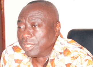 Yes, I hold two Ghanaian passports - Maritime Authority Boss