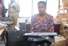 NACOB arrests Zimbabwean with 7kg cocaine at KIA
