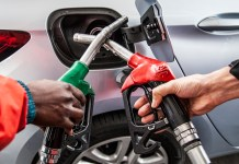 Petrol prices drop