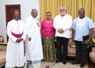 Rawlings to support Catholic Church on National Cathedral