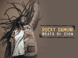 Rocky Dawuni announces new Album, #BeatsOfZion - drops 1st single off album on January 25