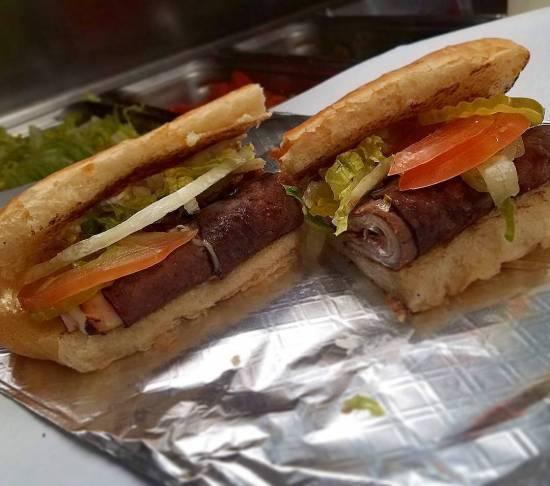 Club Sandwich ~ Gino's Deli