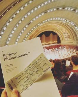Berlin Philharmonic in residence at U of M