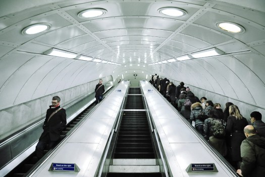 notting hill gate tube