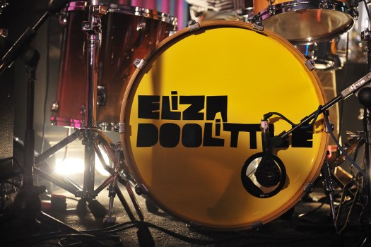 eliza doolittle's drumkit
