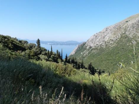 île de Corfou - Grèce