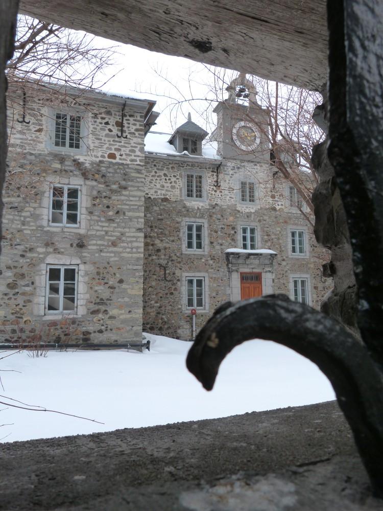 La vieille pierre du Vieux Montréal