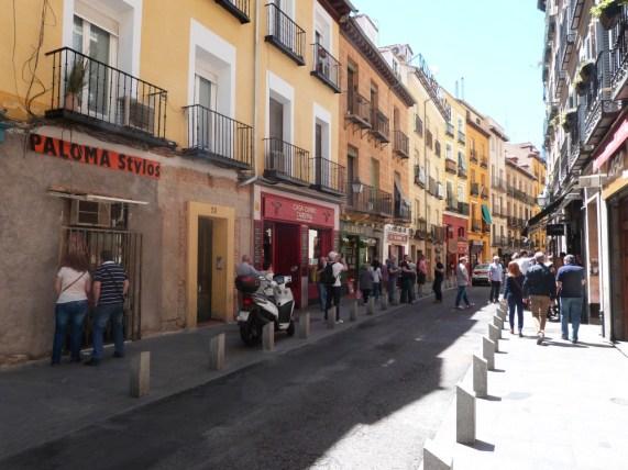Ruelle de Madrid